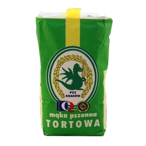 Wheat Flour - Maka Tortowa (for baking sweets)