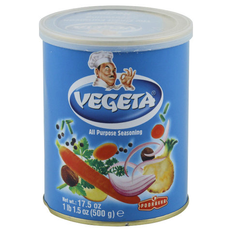 Vegeta Seasoning - 17.5 oz