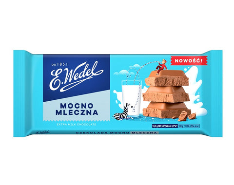 Wedel - Extra Milk Chocolate