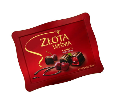 Golden Cherry in Liqueur (Zlota Wisnia w Likierze) - Polana