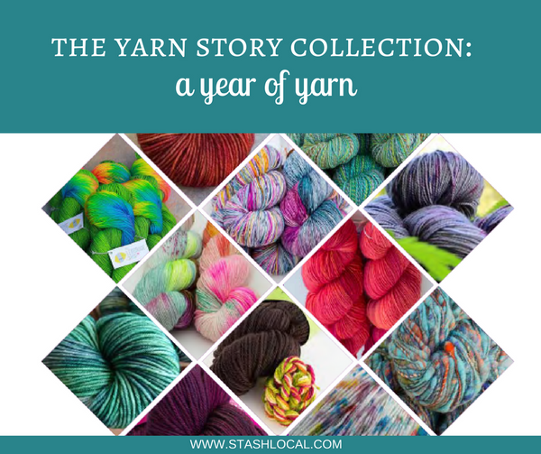 The Yarn Story Collection ebook