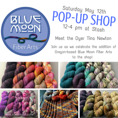 Blue Moon Fiber Arts Pop-Up Shop