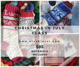 Christmas (Stockings) in July