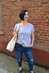 Stash Fiber Friends - Women's T-Shirt