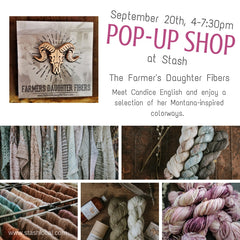 The Farmer's Daughter Fibers Pop-Up Shop