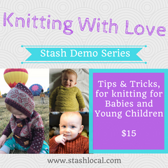Knit with Love: A Guide to Knitting for Babies