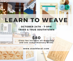 Learn to Weave