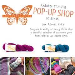 Lux Adorna Cashmere Pop-Up Shop