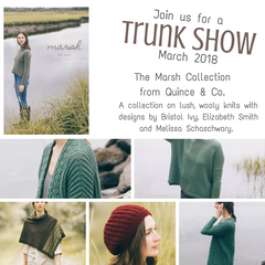 Quince & Co Trunk Show
