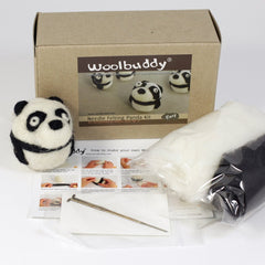 Woolbuddy Felting Kits