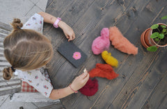 Craft Camp for Kids: Needle Felting