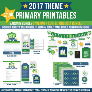 Primary 2017 BARGAIN Bundle Digital Download Pdf & Jpgs