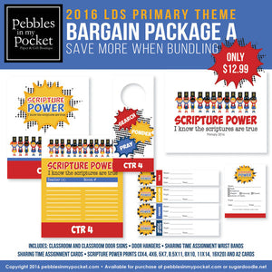 Primary 2016 Bargain Package A Digital Download