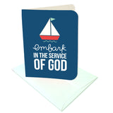 YW Embark in the Service Boat Prints/Card Digital Download Print/Cut SVG & Pdf
