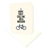 I Hope They Call Me Bicycle Prints/Card Digital Download Print/Cut SVG & Pdf