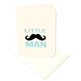 Little Man Blue Prints/Card Digital Download Pinrt/Cut SVG & Pdf
