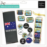 LDS Missionary Farewell/Homecoming Candy Sets (U.S. & International Missions)