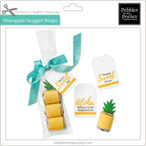 Pineapple Nugget Wraps Digital Download Print/Cut SVG & Pdf