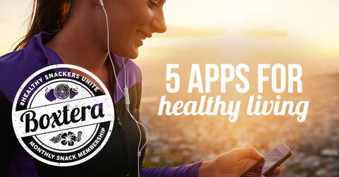 5 Apps for Healthy Living