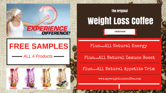 FREE Weight Loss Coffee Samples