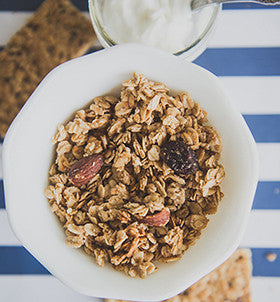 Cherry Almond Crunch (Granola)