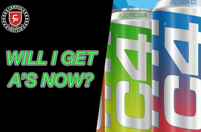 Honest Product Review: Cellucor C4 Smart Energy Drink
