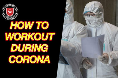 How to protect yourself from the CoronaVirus in the Gym