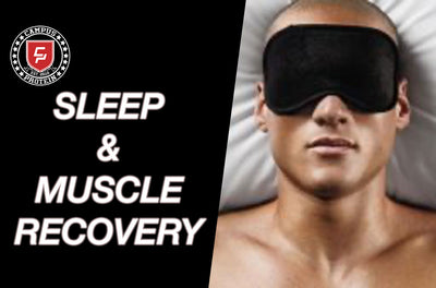 Importance of Sleep and Muscle Recovery Soreness