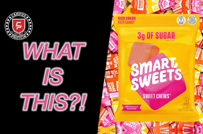 Honest Product Review: Smart Sweets Sweet Chew Starburst