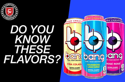 What Do the BANG Energy Flavors Taste Like