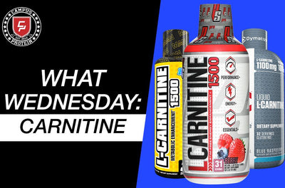 What Wednesday: Carnitine Supplements