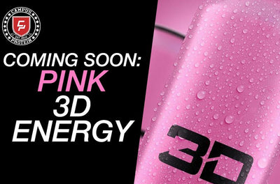 Coming Soon: Pink 3D Energy Drink