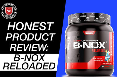 Honest Product Review: Betancourt B-Nox Reloaded