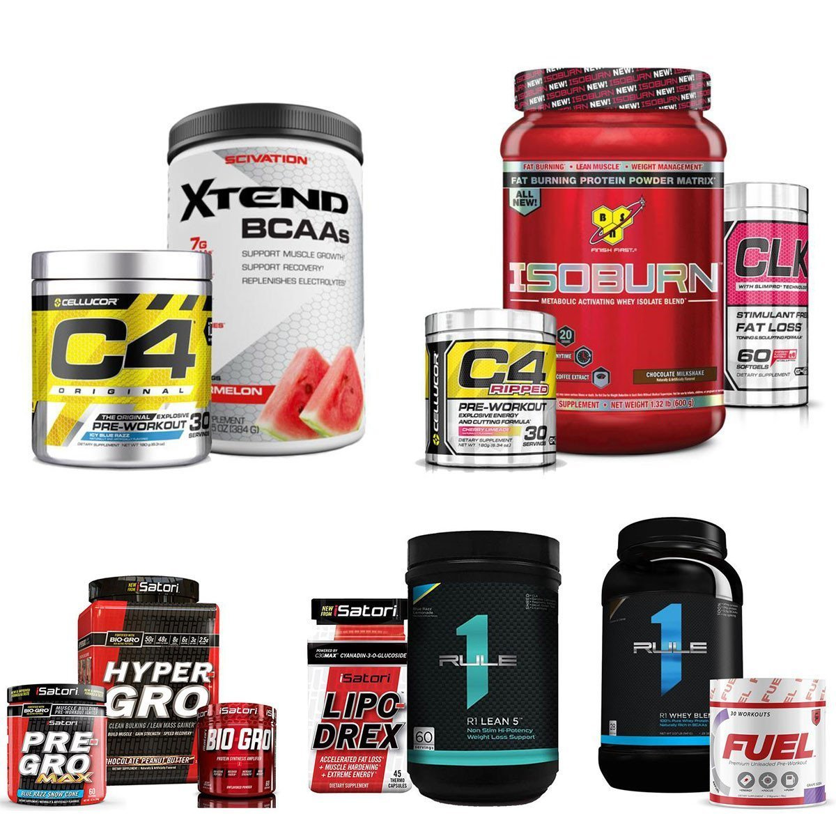 Best Supplement Stacks