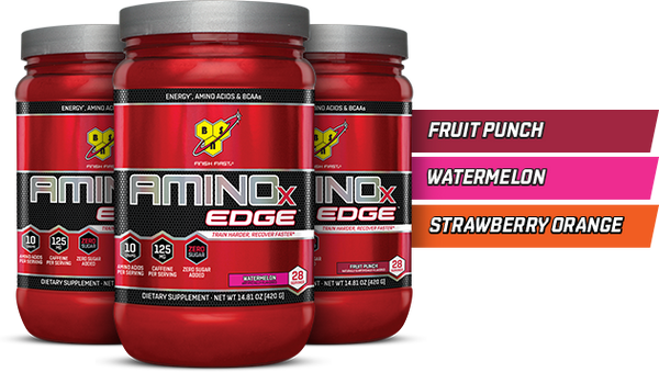AminoX Edge by BSN Flavors