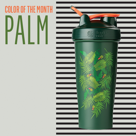 BlenderBottle Color of the Month COTM: PALM