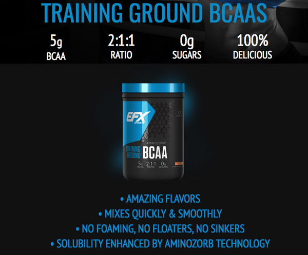 EFX Sports Training Ground BCAA