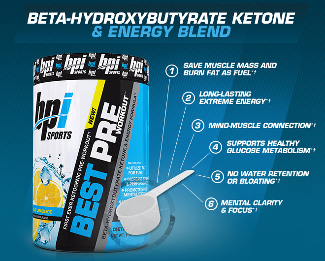 BPi Best Pre Workout