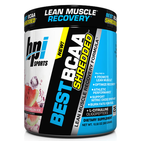 BPI Best BCAA shredded