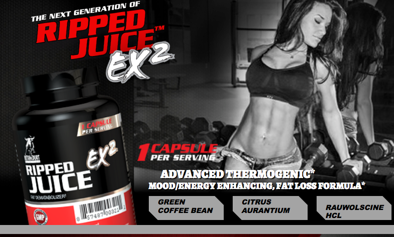 Betancourt Ripped Juice Fat Burner