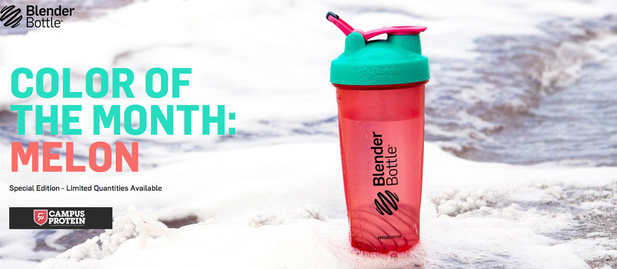 Blender Bottle Color of the Month Melon (COTM)