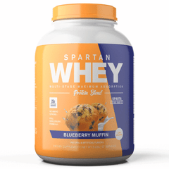 Sparta Nutrition Spartan Whey Blueberry Muffin