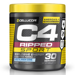 Cellucor C4 Ripped Sport Pre Workout