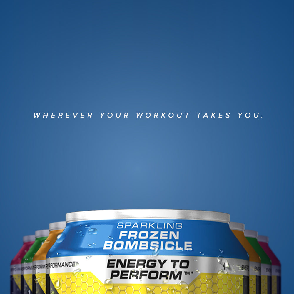 Cellucor C4 Carbonated Can