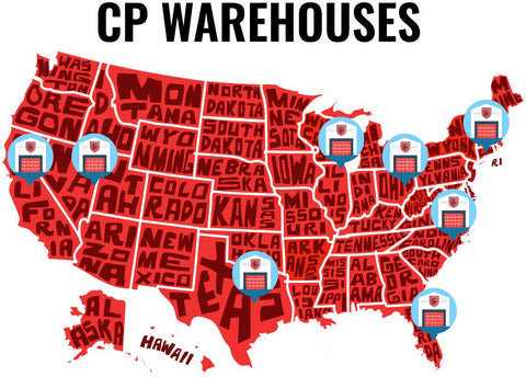 Campus Protein Warehouses
