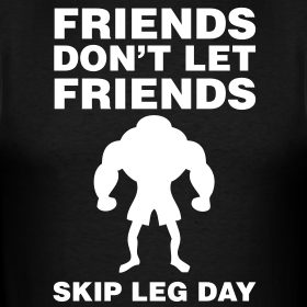 Campus Protein Leg Day Workouts
