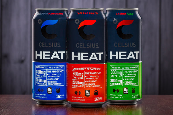 Celsius HEAT Energy Drink