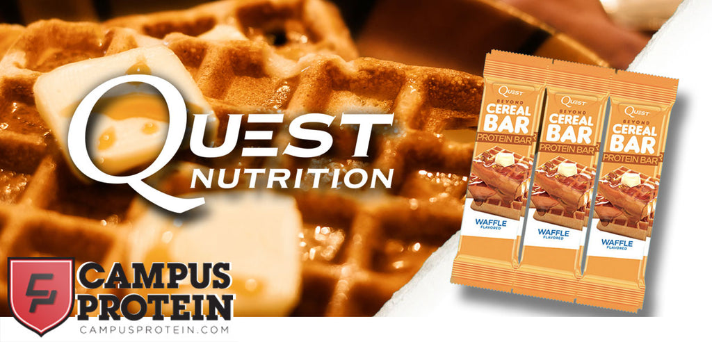 Quest Cereal Bars