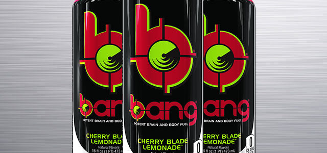 Vpx Sports BANG Cherry Blade Lemonade Energy Drink