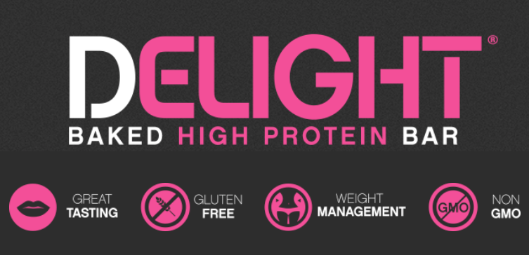 Fitmiss Delight Protein Bar